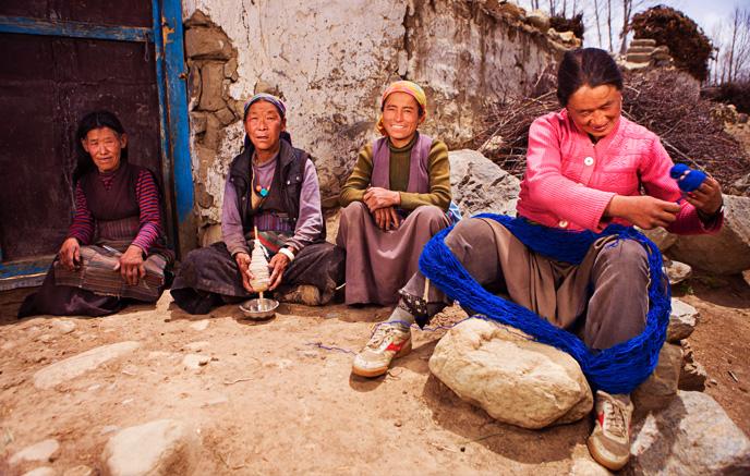 Image Trek du Camp de base de l'Everest