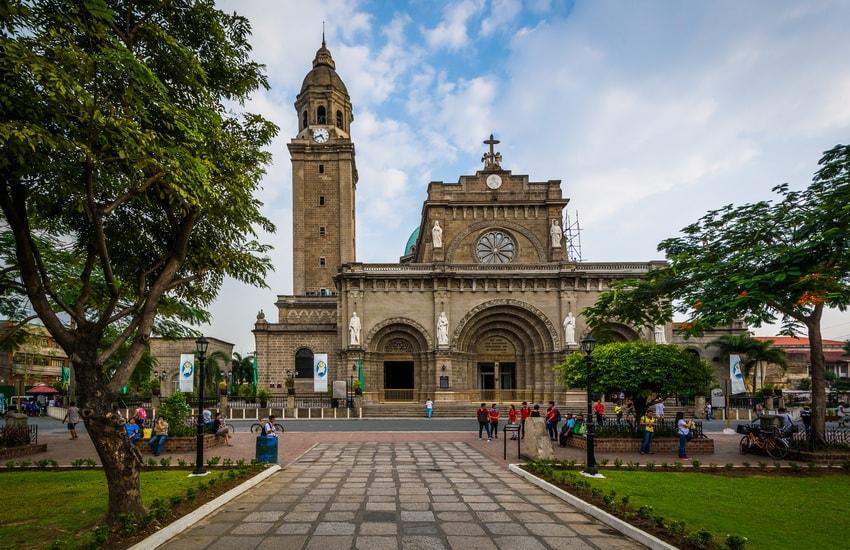 Ile de Dimakya – Manille
