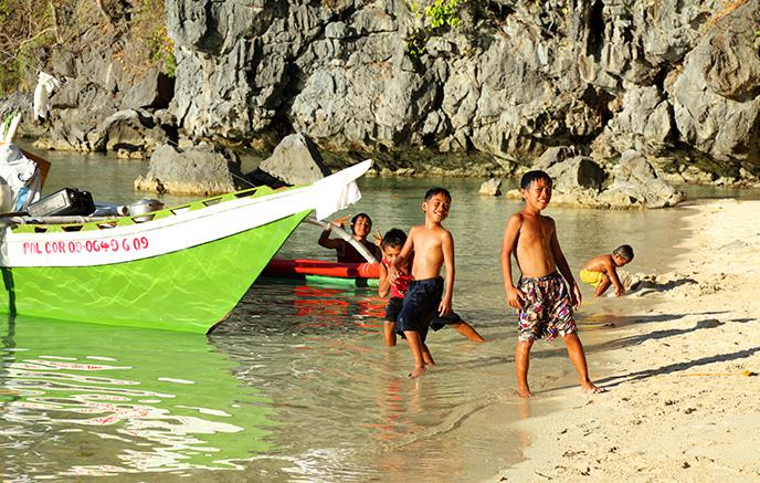 Manille – Puerto Galera