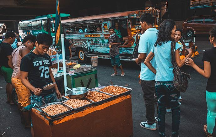 Puerto Galera – Manille