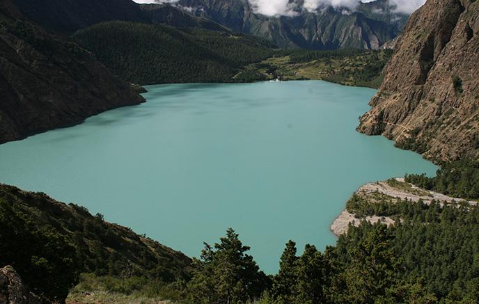 Dzongla - Gorak Shep