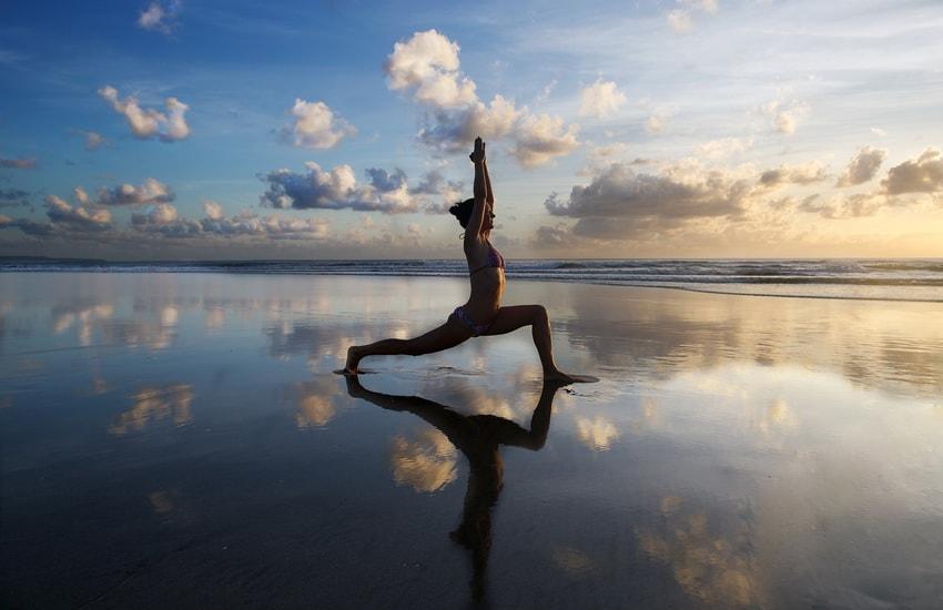 Voyage à pied : Yoga et bien-être à Bali