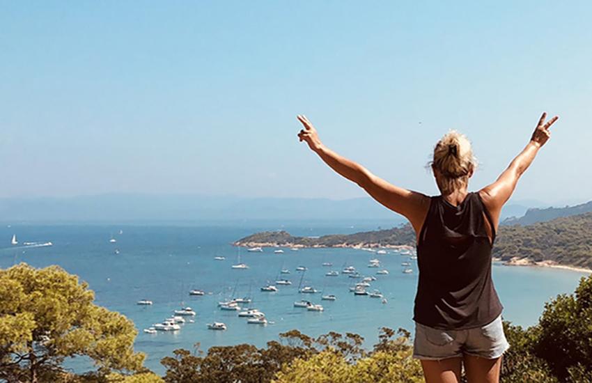Jeûne & randonnée sur la Côte d'Azur