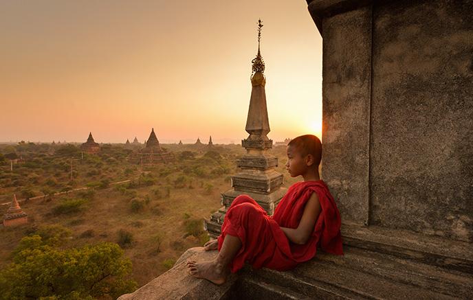 Mandalay - Bagan