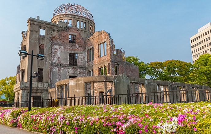 Kyoto - Hiroshima - Miyajima