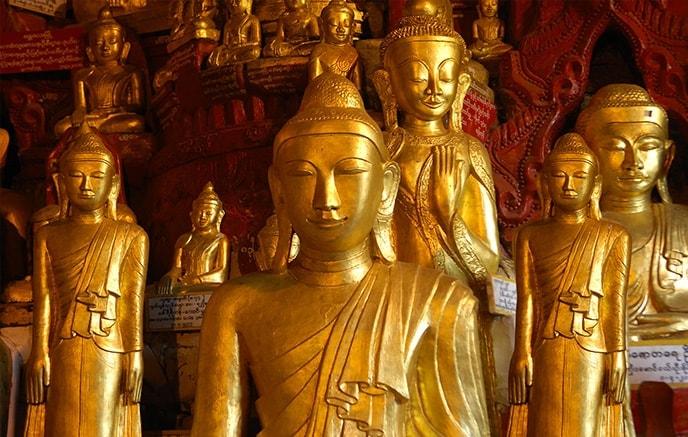Bagan - Lac Inle