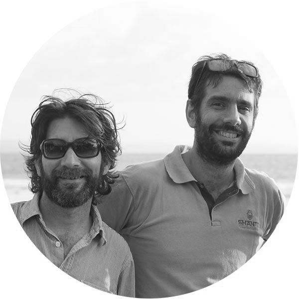 Alex et Jérémy - Shanti Travel