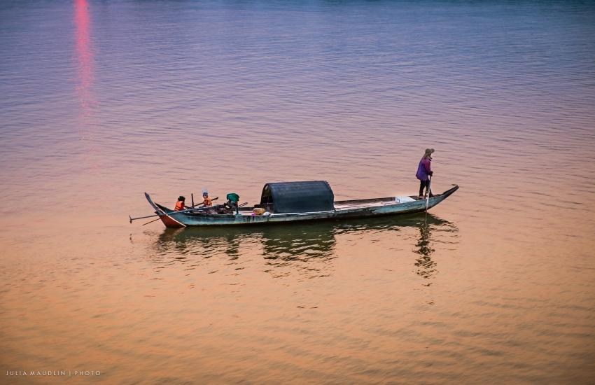 Voyage à pied : Les essentiels du Laos