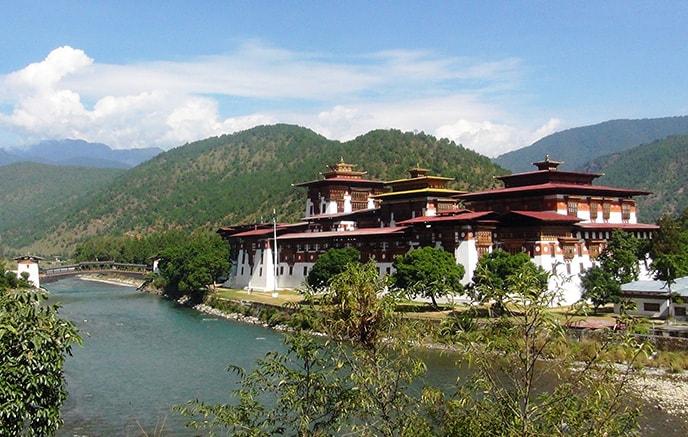 Punakha - Paro