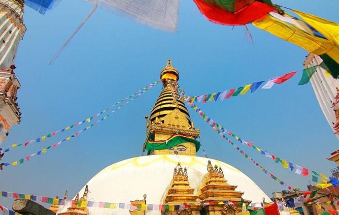 Pokhara - Katmandou