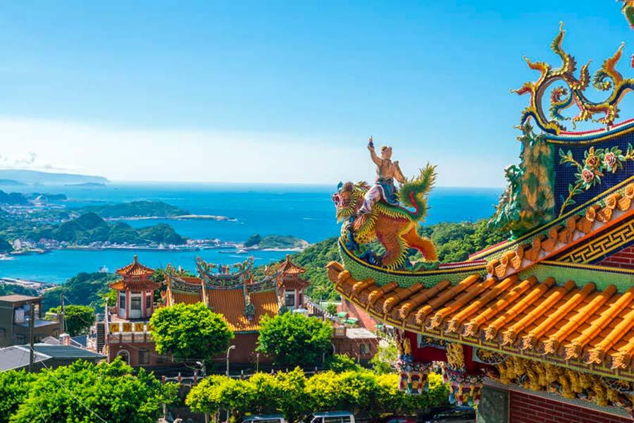 Guide voyage Taïwan