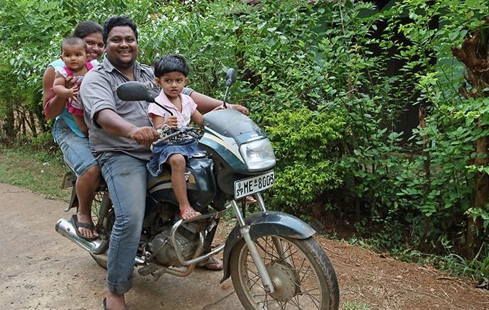 Jaffna – Sigirya