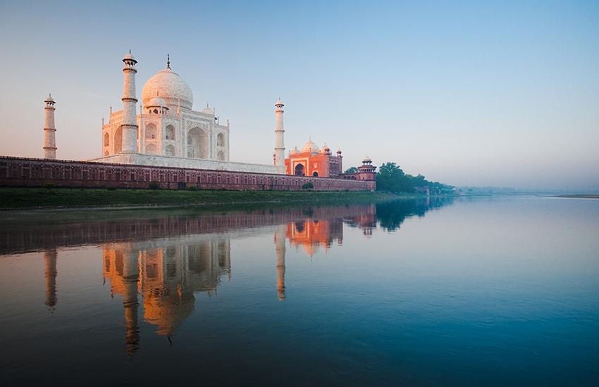 Du Taj Mahal à Katmandu