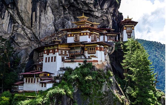 Image La terre sacrée du Bhoutan