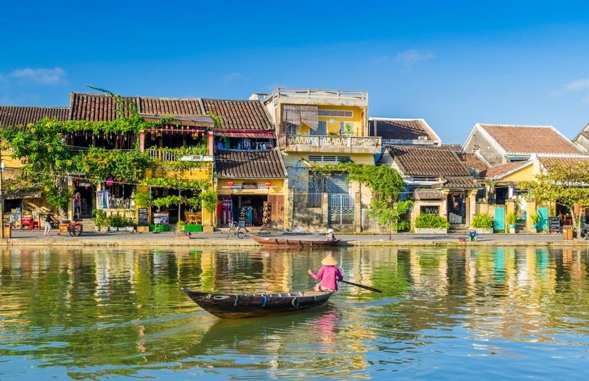 Hoi An – Da Nang – Ho Chi Minh City
