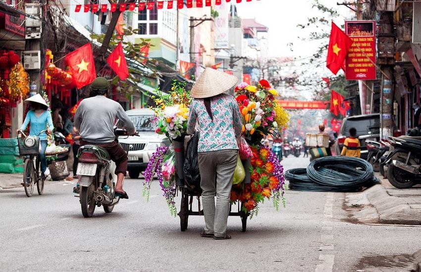 Ho Chi Minh City – Departure