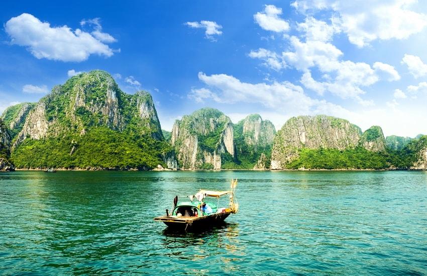 Bai Tu Long Bay – Hue