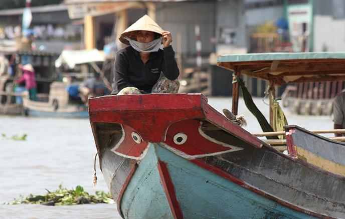 Hoi An – Cai Be via Saigon