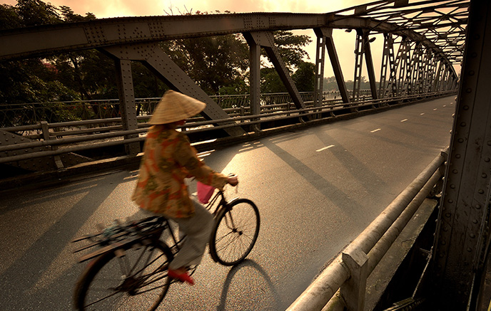 Image Le Vietnam à vélo