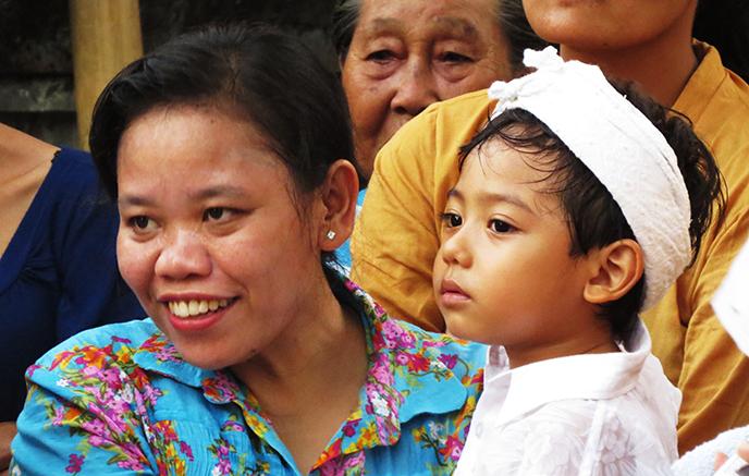 Image Bali en Famille