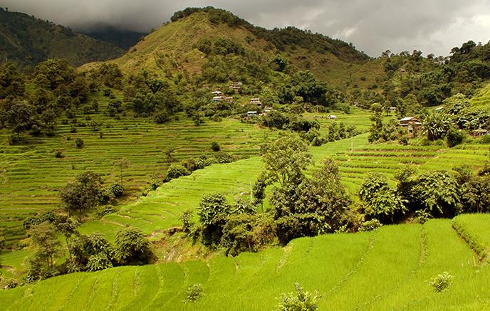 Kalimpong - Phuentsholing (3000 m)