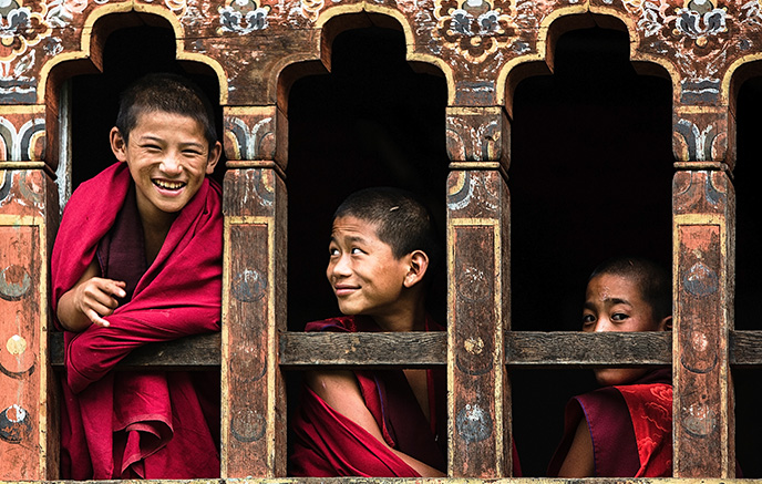 Phuntsoling - Thimphu (2300 m)
