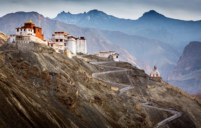 Thimphu - Wangdue (1300 m)