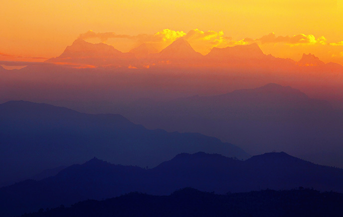 Bandipur - Kathmandu
