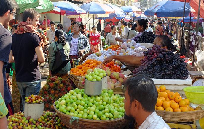 Image Les essentiels de la Birmanie