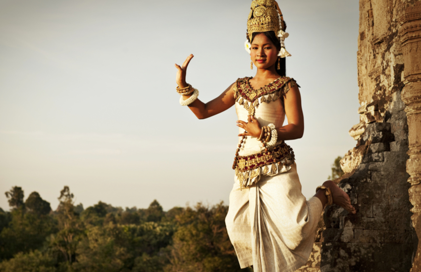 Culture & Paysages au Cambodge