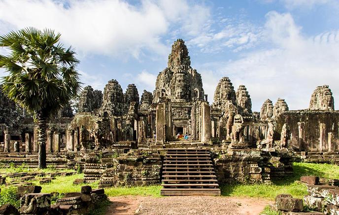 Image Détente au Cambodge