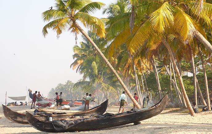 Backwaters - Marari