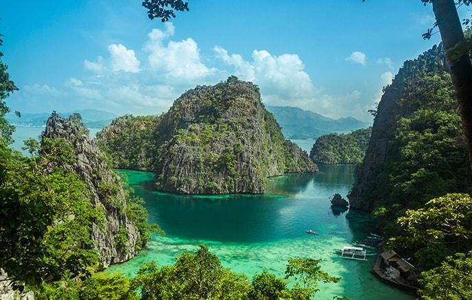 Découverte des Philippines