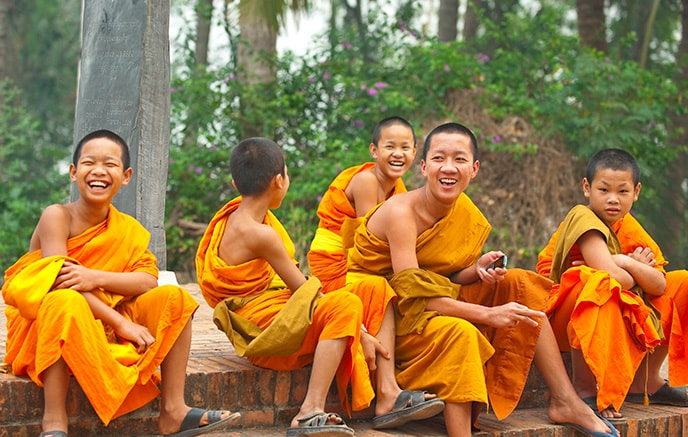 Siem Reap - Luang Prabang