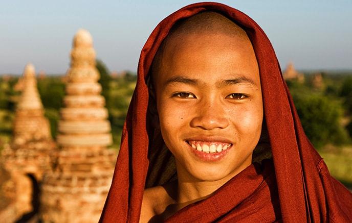Yangon – Vol - Bagan