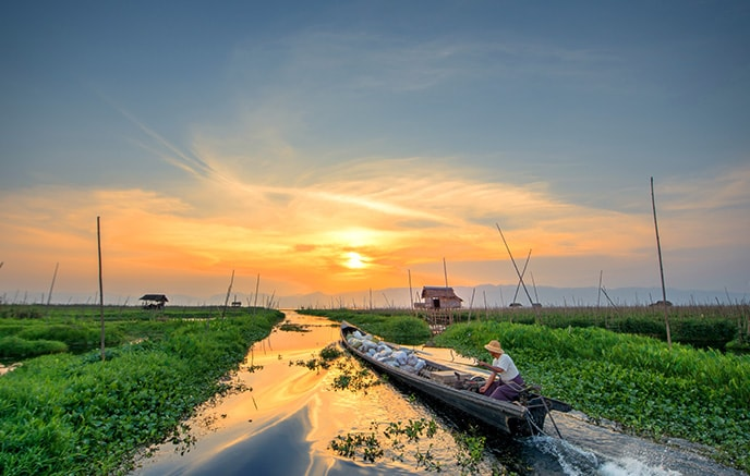 Lac Inle
