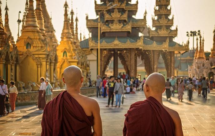 Lac Inle – Vol – Mandalay