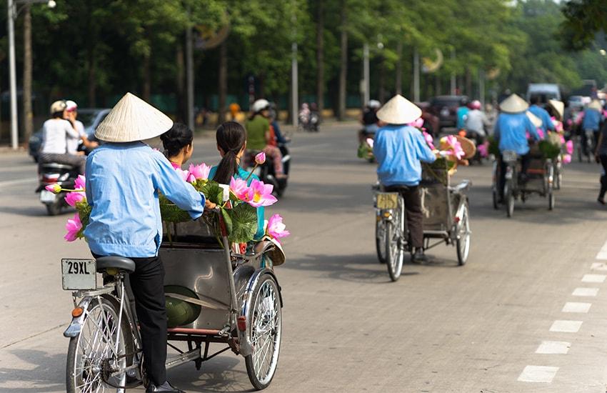 Hanoi - Sapa