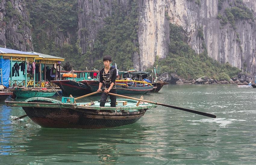 Hanoi – Halong