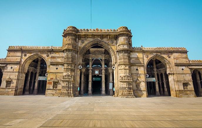 Delhi - Ahmedabad