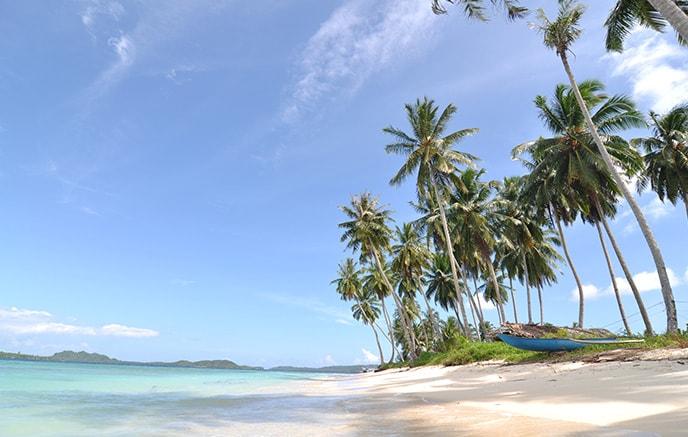 Siberut – Nyang Nyang Beach