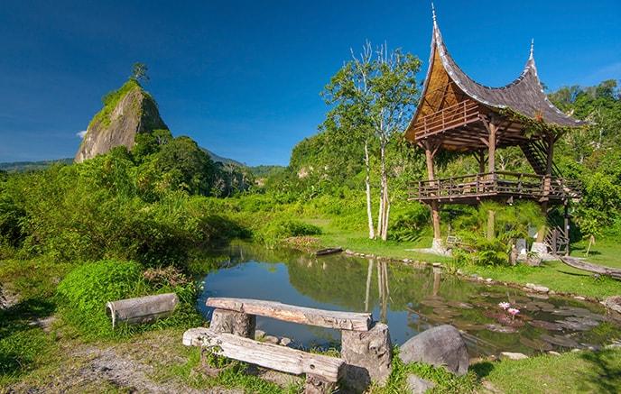 Bukittinggi - Padang
