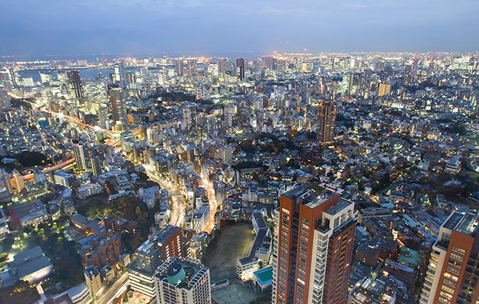 Les hébergements au Japon