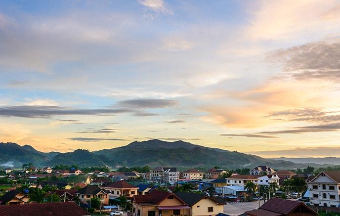 Luang Namtha – Oudomxay