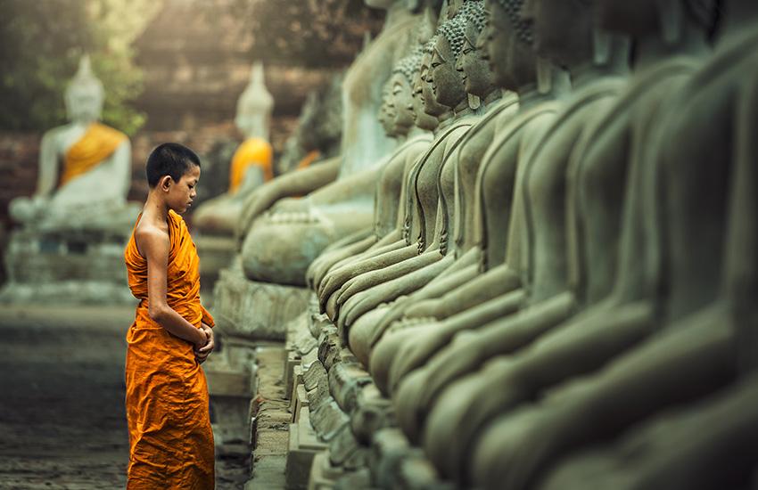 Joyaux de la Thaïlande et du Laos