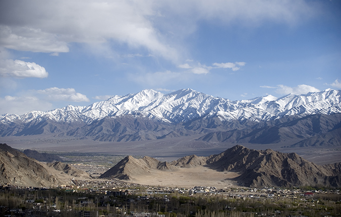 Image Chic et charme au Ladakh