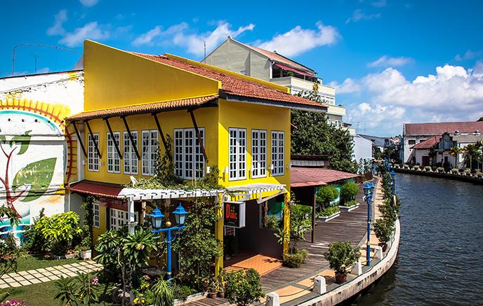 Tioman – Malacca