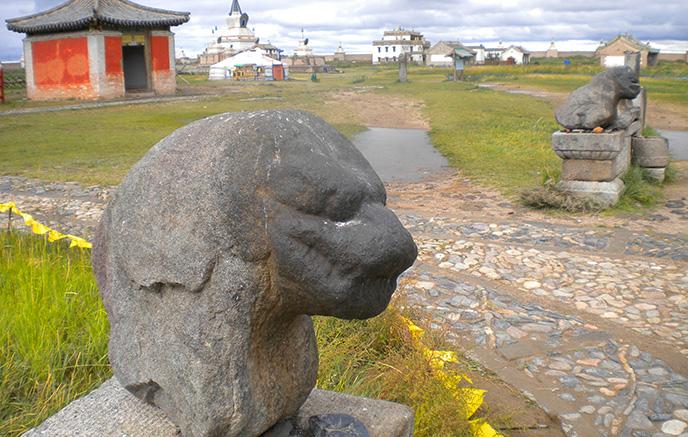 Image La Mongolie et le Désert de Gobi