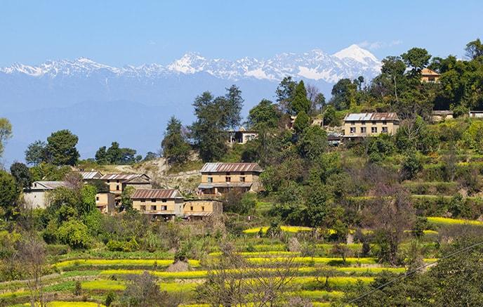Katmandou - Bandipur