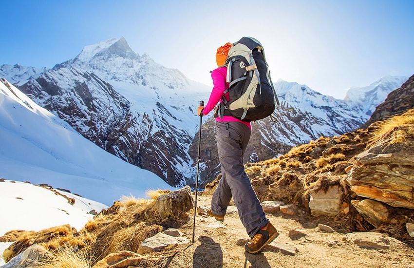 Packliste für Nepal